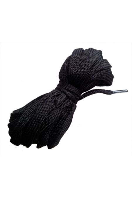 6.5 yards Super High Strength Nylon Replacement Laces Black
