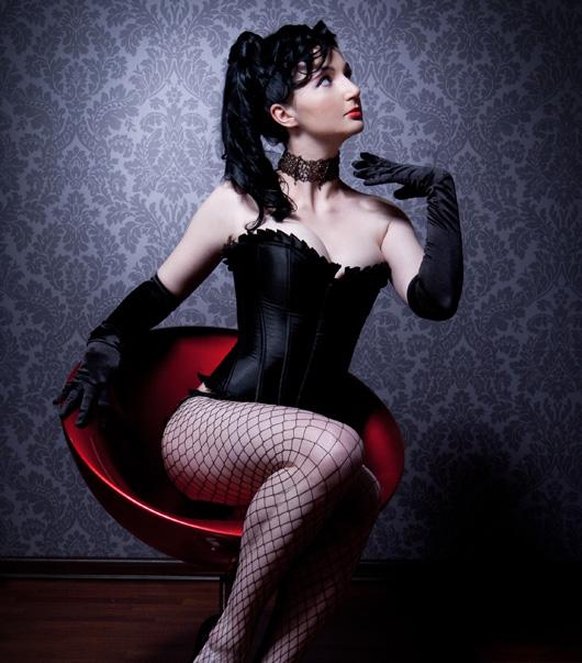 Burlesque sexy Corsets